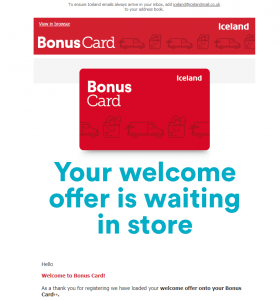 Iceland Welcome Campaign